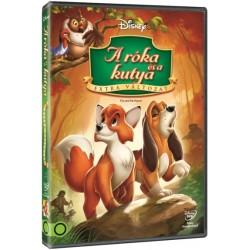 DVD A róka és a kutya (extra változat)