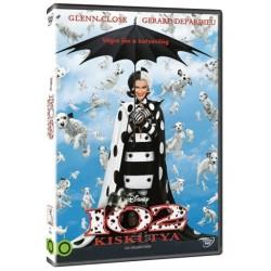 DVD 102 kiskutya