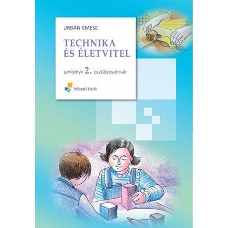 Technika és életvitel tankönyv 2. osztályosoknak