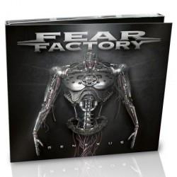 CD Fear Factory: Genexus (Limited Digipak +2 Bonus)