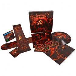 CD Slayer: Repentless (Limited Box Set 2CD+DVD+Blu-ray+LP+ajándékok)