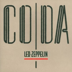 LP Led Zeppelin: Coda (Reissue)