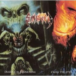 CD Sinister  Diabolical Summoning Cross The Styx c51833e052