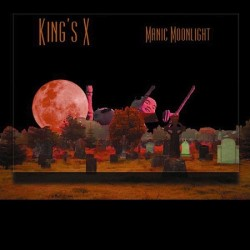CD King's X: Manic Moonlight