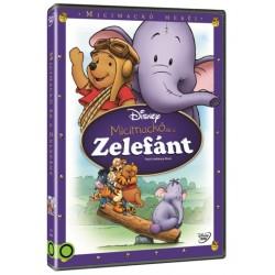 DVD Micimackó és a zelefánt