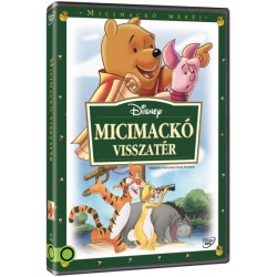 DVD Micimackó visszatér