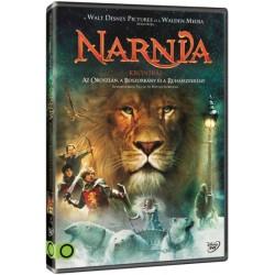 DVD Narnia krónikái - Az oroszlán, a boszorkány és a ruhásszekrény