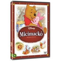 DVD Micimackó