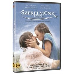 DVD Szerelmünk lapjai