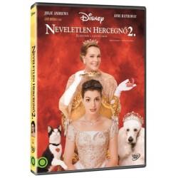 DVD Neveletlen hercegnő 2.