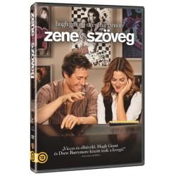 DVD Zene és szöveg