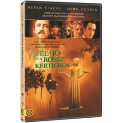 DVD Éjfél a jó és a rossz kertjében