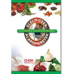 Élelmiszer-alapismeretek CD melléklettel