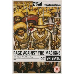 DVD Rage against the Machine: The Battle Of Mexico City