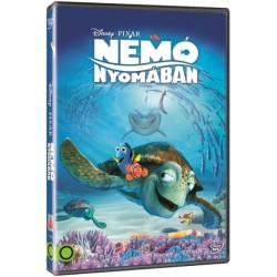 DVD Némó nyomában
