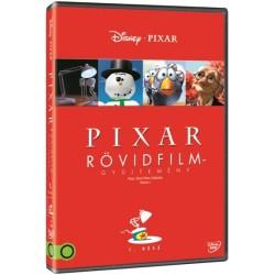DVD Pixar rövidfilm-gyűjtemény 1. rész