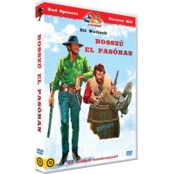 DVD Bosszú El Pasóban