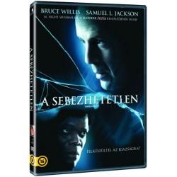 DVD A sebezhetetlen