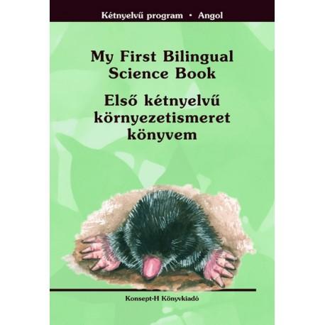 Első kétnyelvű környezetismeret könyvem