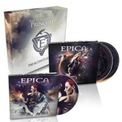 CD Epica: The Holographic Principle (The Ultimate Edition 3CD)