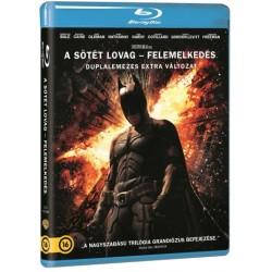 Blu-ray A sötét lovag - Felemelkedés (duplalemezes extra változat)