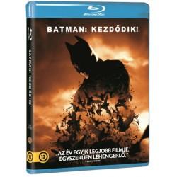 Blu-ray Batman: Kezdődik!