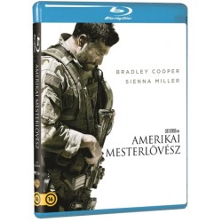 Blu-ray Amerikai mesterlövész