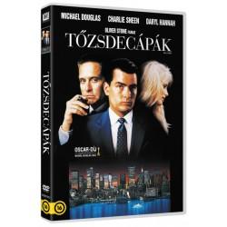 DVD Tőzsdecápák