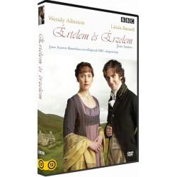 DVD Értelem és érzelem