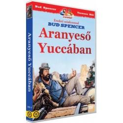 DVD Aranyeső Yuccában