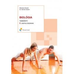 Biológia tankönyv 8. osztályosoknak