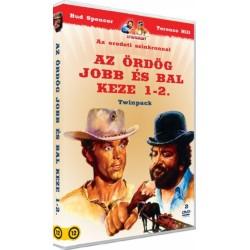 DVD Az ördög jobb és bal keze 1-2.