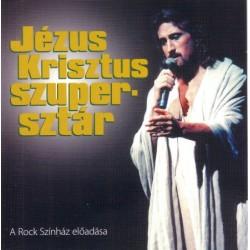 CD Jézus Krisztus Szupersztár - A Rockszínház előadásában