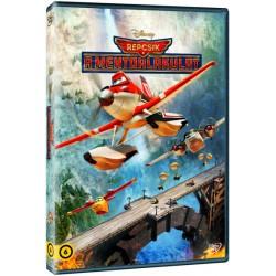 DVD Repcsik: A mentőalakulat