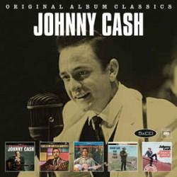CD Johnny Cash: Original Album Classics (5CD)