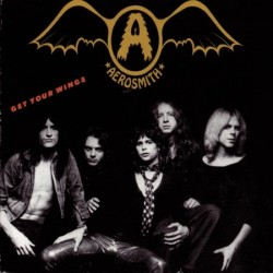 CD Aerosmith: Get Your Wings