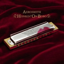 CD Aerosmith: Honkin' On Bobo
