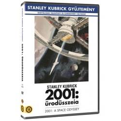 DVD 2001: Űrodüsszeia
