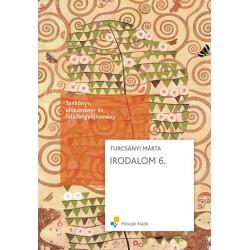 Irodalom 6. tankönyv, olvasmány- és feladatgyűjtemény