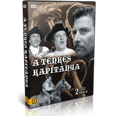 DVD A Tenkes kapitánya l-ll.