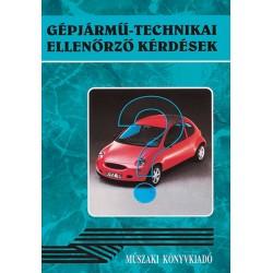 59125 Gépjármű-technikai ellenőrző kérdések