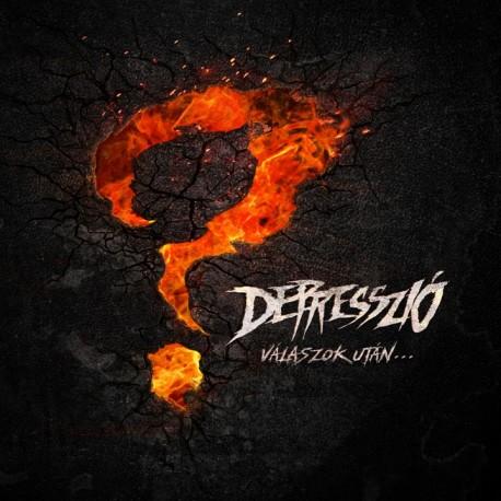 CD Depresszió: Válaszok után... (Digipack)