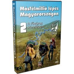 DVD Másfélmillió lépés Magyarországon 2