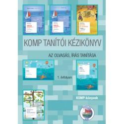 Komp tanítói kézikönyv - Az olvasás, írás tanítása 1. évfolyam