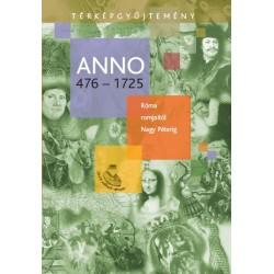 ANNO 476-1725 - Róma romjaitól Nagy Péterig CD-ről indítható változat