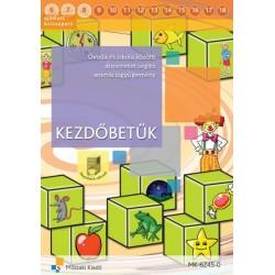 Kezdőbetűk - Óvoda és iskola közötti átmenetet segítő animációgyűjtemény telepíthető változat