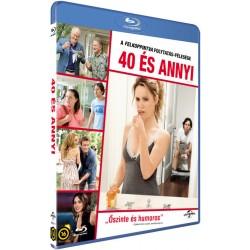Blu-ray 40 és annyi