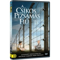 DVD A csíkos pizsamás fiú