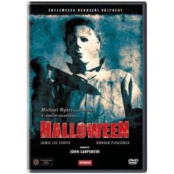 DVD Halloween (egylemezes rendezői változat)