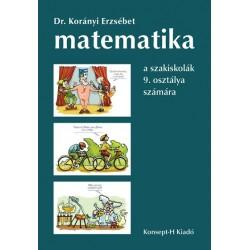 Matematika a szakiskolák 9. osztálya számára